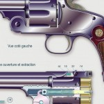 26   SMITH WESSON Mod 1878 Cal 44 Simple Action  2