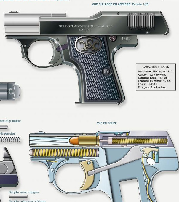 42   WALTHER Model 1   2