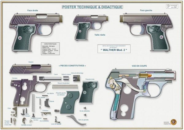 43   WALTHER Model 2   1